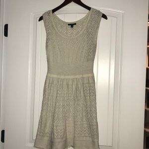 American Eagle Sparkly Knit Dress